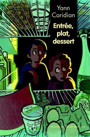 Entrée, plat, dessert de Yann Coridian 17882544