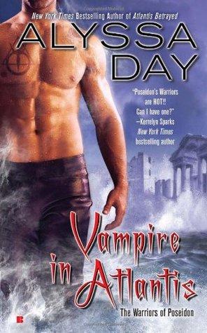 Warriors of Poseidon - Tome 7 : Vampire in Atlantis d'Alyssa Day 9636371