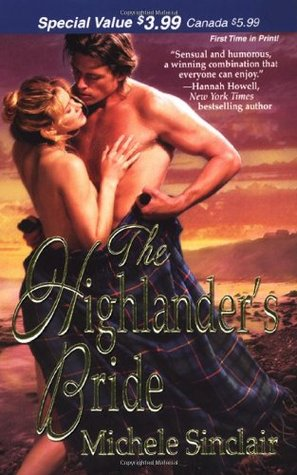 McTiernay Brothers - Tome 1 : The Highlander's Bride de Michele Sinclair 973240