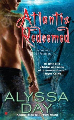Warriors of Poseidon - Tome 5 : Atlantis Redeemed d'Alyssa Day 6602818