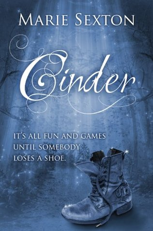CINDER, de Marie Sexton [M/M] 20826729