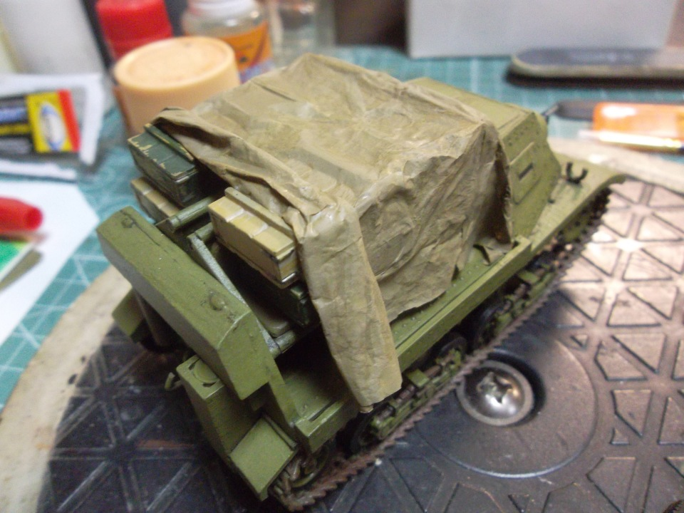 Перекраска старой модели. 95ada4f18230