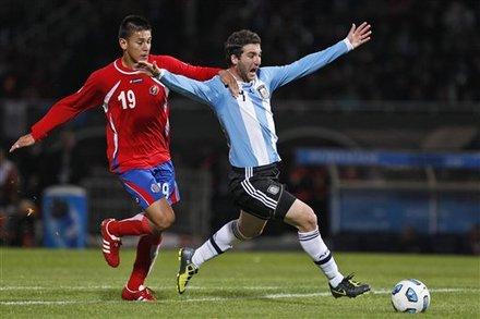 صور لقاء الأرجنتين Vs كوستاريكا Ap-201107112240816414125