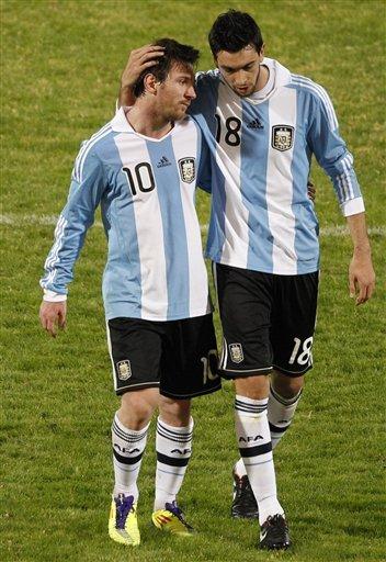 صور لقاء الأرجنتين Vs كوستاريكا Ap-201107112209797874056