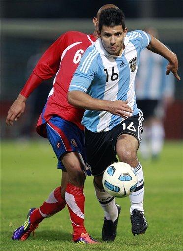 صور لقاء الأرجنتين Vs كوستاريكا Ap-201107112159791724043
