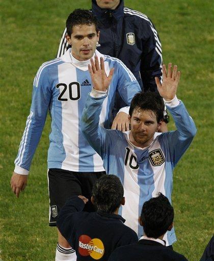 صور لقاء الأرجنتين Vs كوستاريكا Ap-201107112206795664049