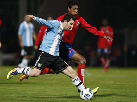 صور لقاء الأرجنتين Vs كوستاريكا Ap-201107112200792044046
