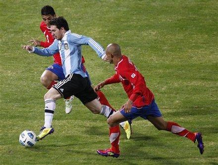 صور لقاء الأرجنتين Vs كوستاريكا Ap-201107112221805144094