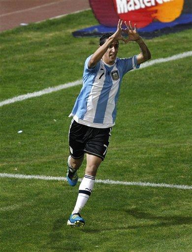 صور لقاء الأرجنتين Vs كوستاريكا Ap-201107112139779793996