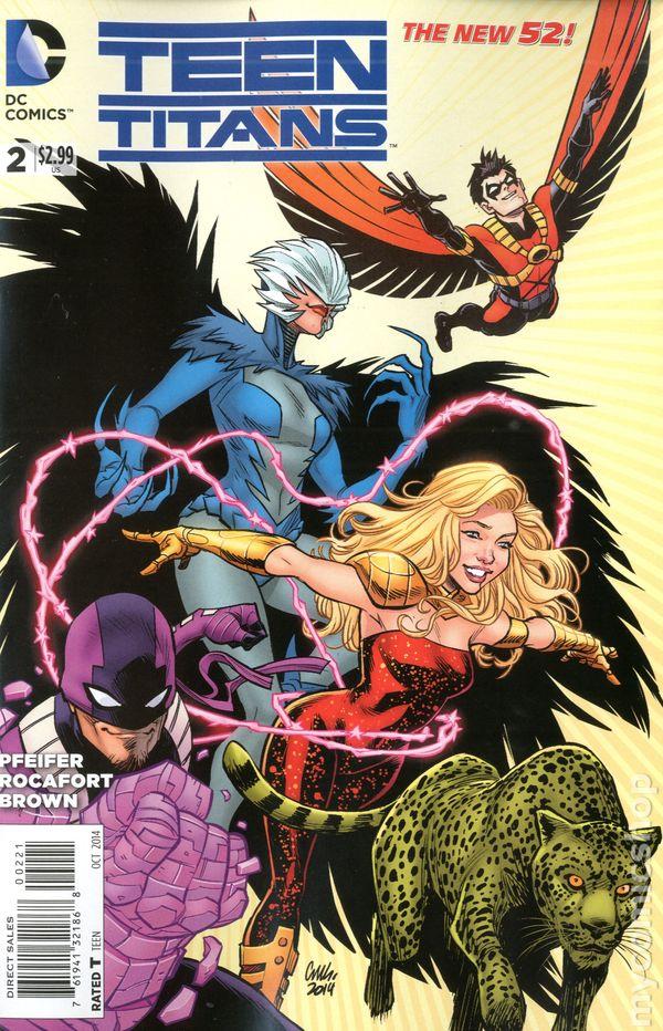 [DC Comics] Teen Titans: Discusión General - Página 2 2111183