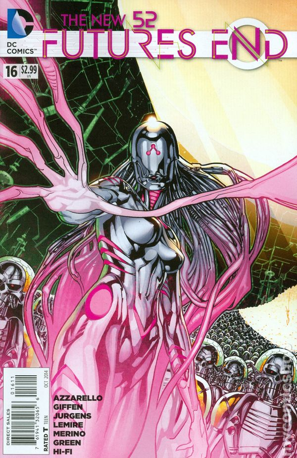 1-12 - [DC COMICS] Publicaciones Universo DC: Discusión General 2111333