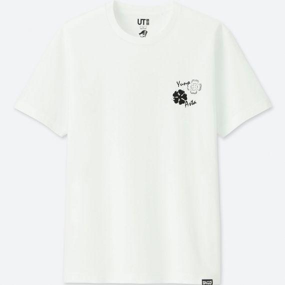 T-Shirts séries du Shonen Jump chez UNIQLO avec offre ADN 00_412788