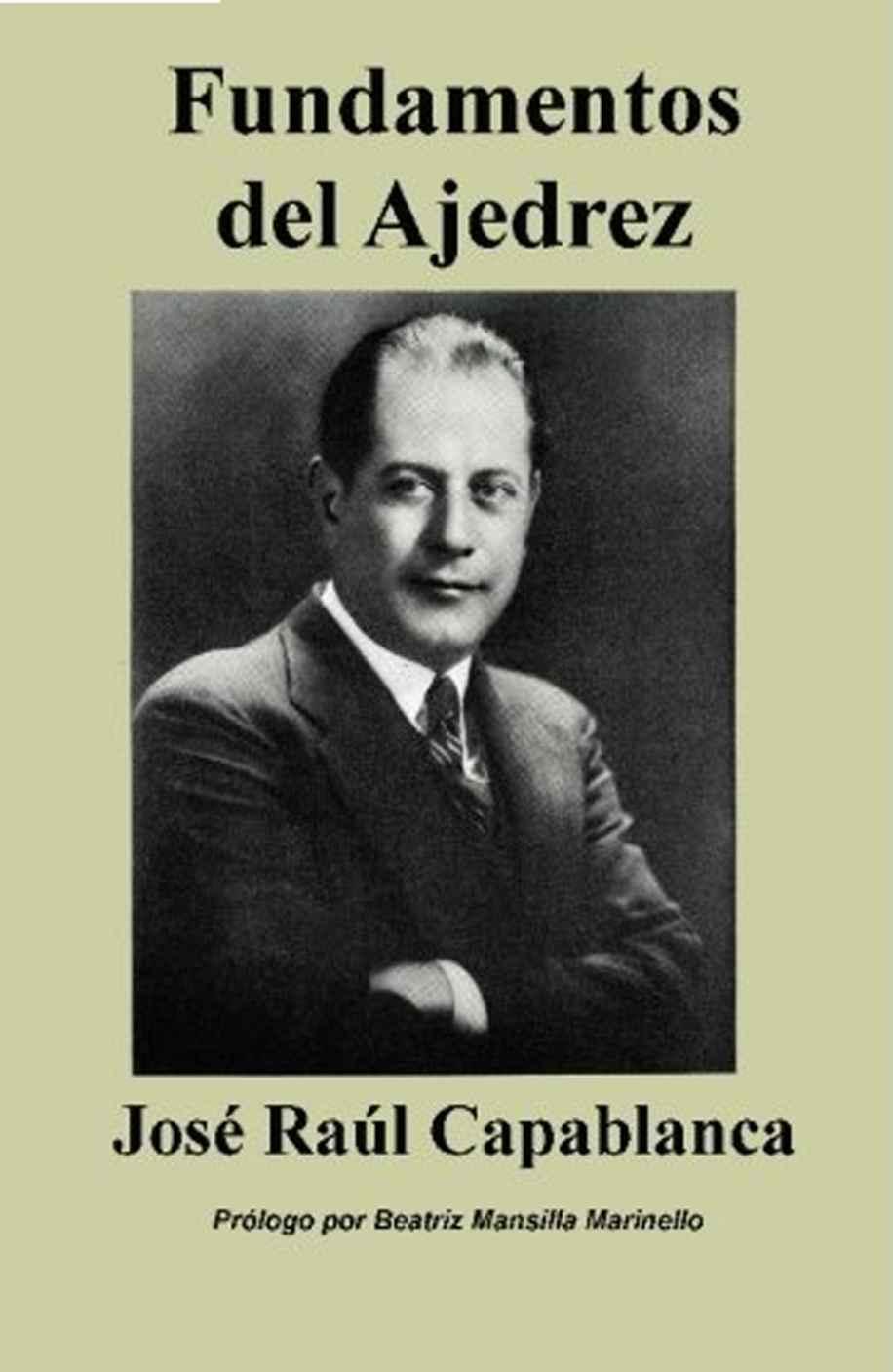 Jose Raul Capablanca Cover