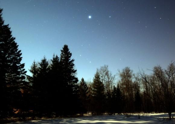 Sirius: UFO Trickster Extraordinaire Sirius-bright-with-moonlight-580x411