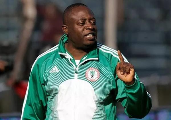 My father spoke about his death — Amodu Shuaibu's son • Ex-Eagles coach buried in Edo Amodu