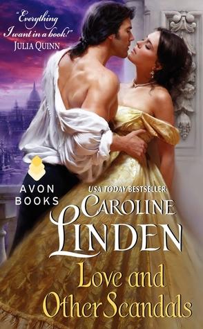 Scandales - Tome 1 : Un infréquentable Vicomte de Caroline Linden 16065684