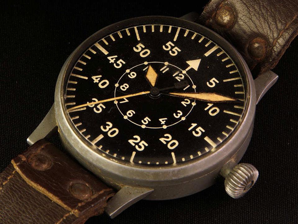 stowa - [REVUE] Stowa Antea Small Second : l'horlogerie à l'heure du Bauhaus Laco-b-uhr-vintage-01