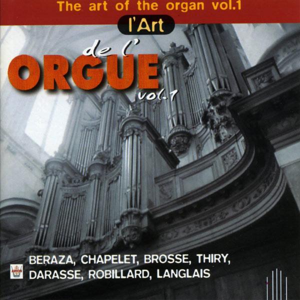 L'Orgue français sous l'Ancien Régime : discographie 3325480605406_600