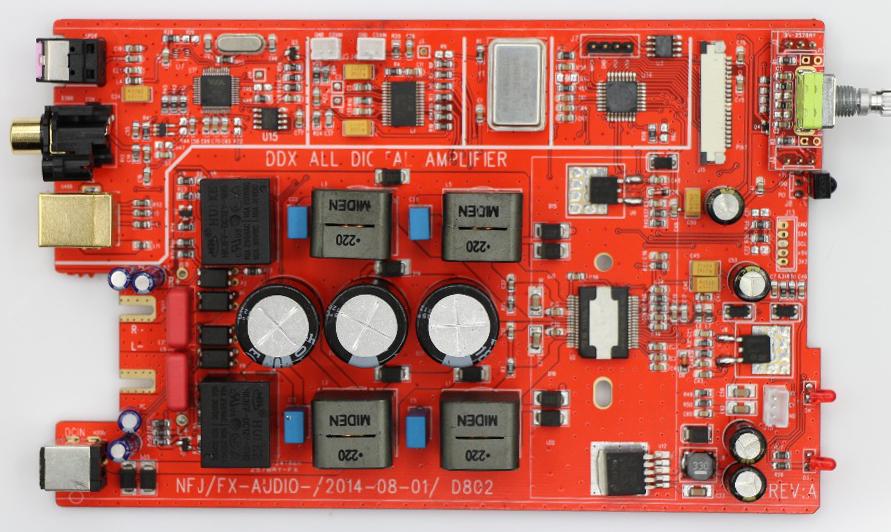 fruscio fastidioso su DAC con DIR9001 - PCM1793 - Pagina 4 Fx-Audio