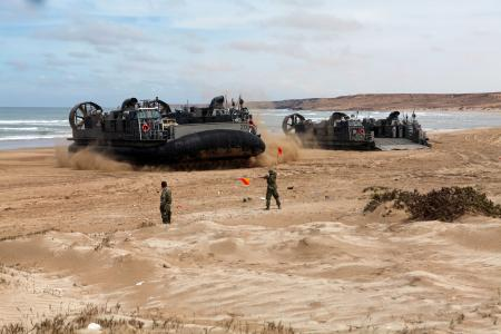 African Lion 2012 - Amphibious Operations 557316_q75