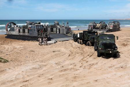 African Lion 2012 - Amphibious Operations 557319_q75