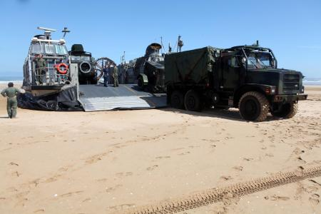 African Lion 2012 - Amphibious Operations 557322_q75