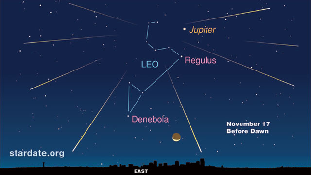 How to Watch the Leonid Meteor Shower Monday Morning Leonids_2014