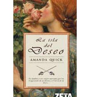 Busco libro (Encontrado) - La isla del deseo - Amanda Quick / Siempre en mi corazón - Jo Goodman 9788498720358