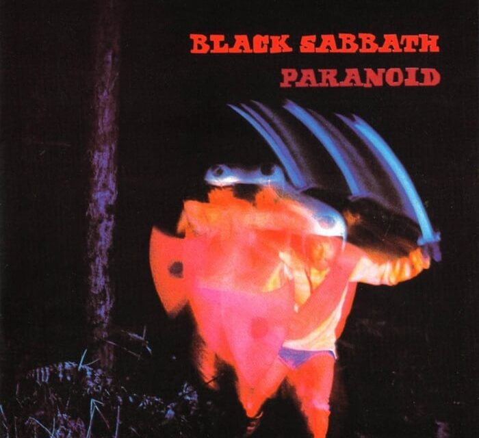 18 de setembro de 1970 - Paranoid. Black-sabbath-paranoid-album-cover-1-700x640