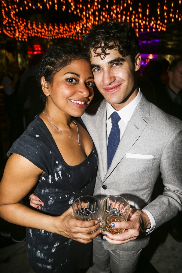 darrenishedwig - Pics and gifs of Darren in Hedwig and the Angry Inch on Broadway. 10.210687