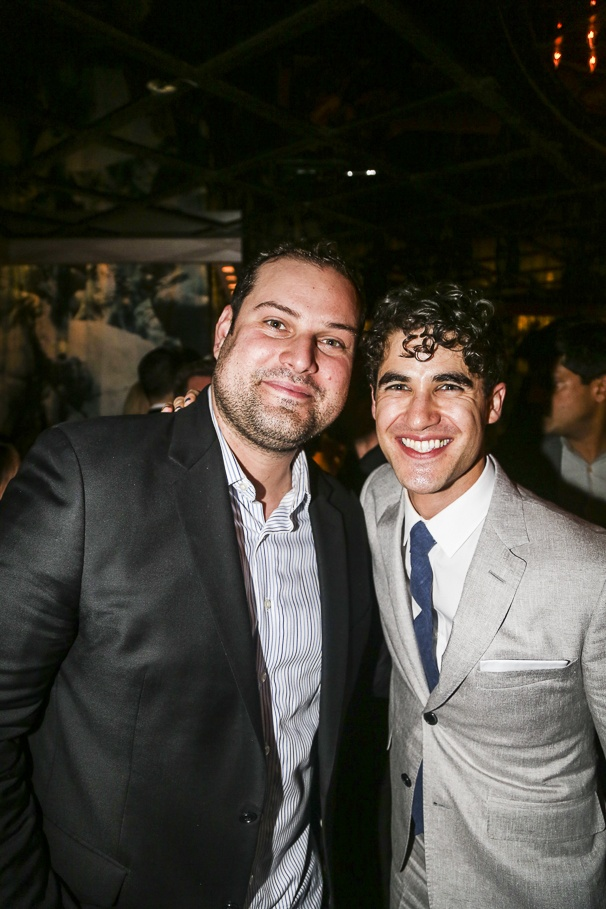 hedwig - Pics and gifs of Darren in Hedwig and the Angry Inch on Broadway. 6.210691