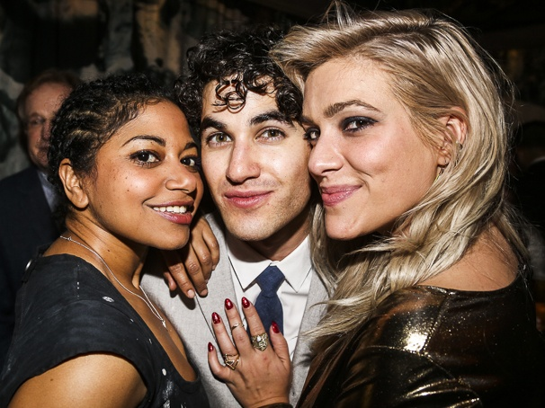 darrenishedwig - Pics and gifs of Darren in Hedwig and the Angry Inch on Broadway. 9.210681