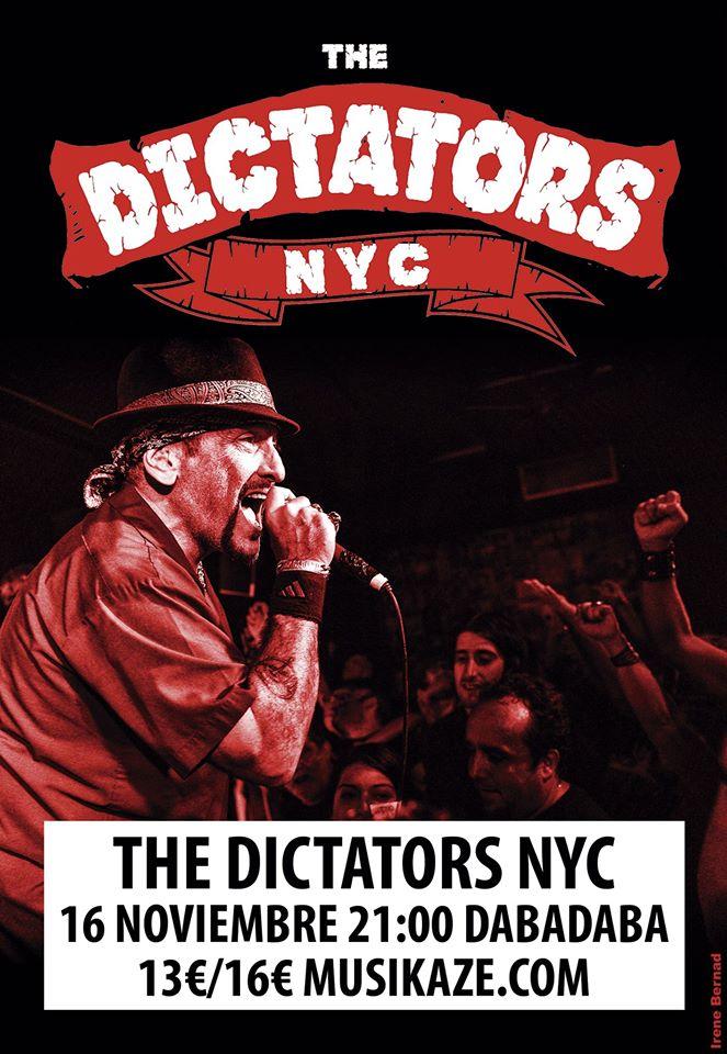 THE DICTATORS ON TOUR..NEW YORK NEW YORK........ - Página 15 Dictators