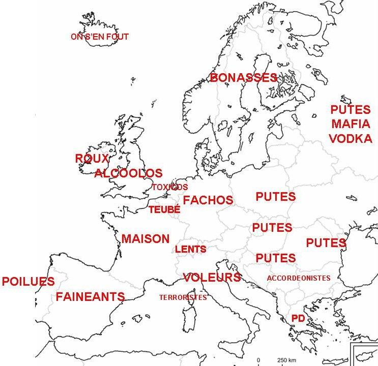 [Archives I ] Blagues, images, videos ...  Europe-vue-par-francais
