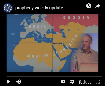 Weekly Bible Prophecy Update PROP-UPDATE2