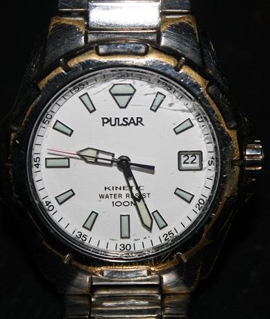 Précision de mes montres Pulsar02