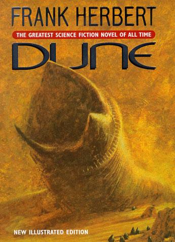 Dune : l'œuvre culte de retour sur les écrans ! Par Justine Manchuelle (+Le film 130mn sur Bidfoly.com) Dune-roman-reboot