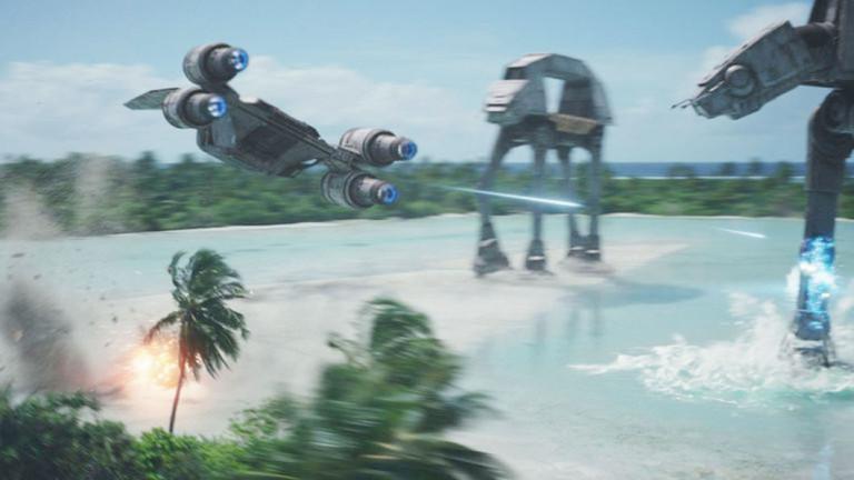 3 raisons d'aller voir Rogue One, le premier spin-off de la saga Star Wars ! Par Camille Chuquet Rogue-One-Battle-1-768x432