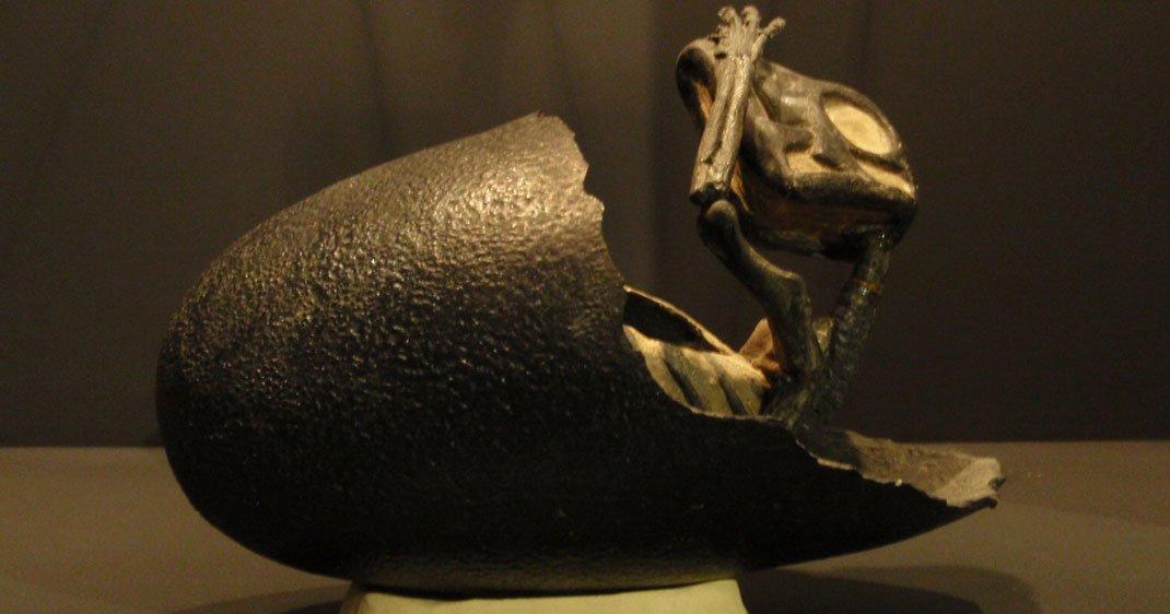 Des chercheurs viennent de faire une découverte incroyable sur la disparition des dinosaures ! Par Justine Manchuelle                            Dinosaures-disparition-oeufs-une-2