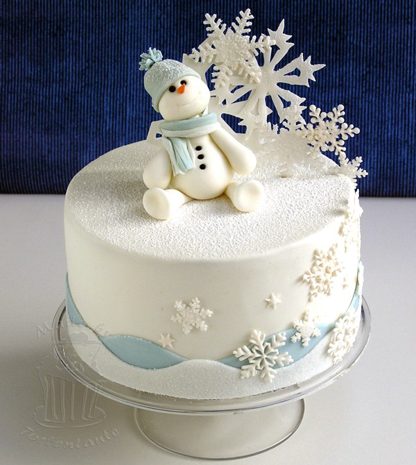 Happy Birthday - Page 15 White-snow-cake