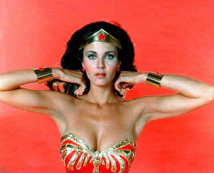 "NBC Green Light Pilot for ""Wonder Woman"" from David E. Kelly  Lynda-carter-as-wonder-woman"