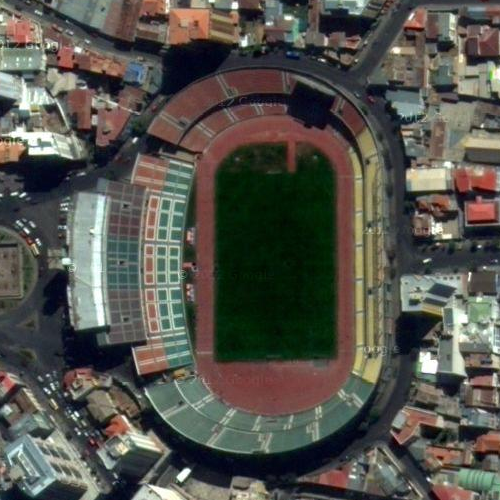 Stade de rené 2 decouvert par Ajonc Estadio-hernando-siles