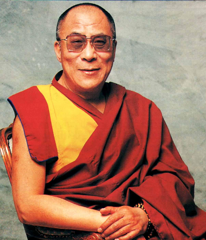 Que filme é esse? Teste seus conhecimentos! Dalai_lama