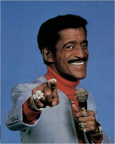 Im Bout To Rank Yo...... Sammy-davis-jr