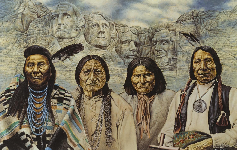 Indijanci na fotografiji i slici - Page 30 Native_american