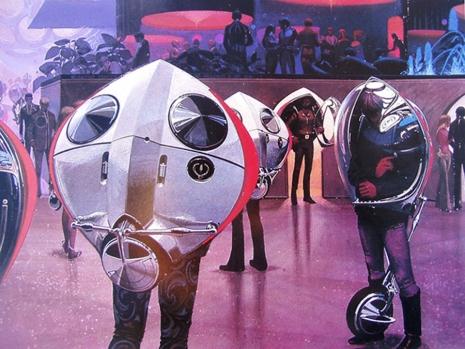 Visual Futurist: Step inside the sci-fi world created by 'Blade Runner' visionary Syd Mead  Sydmeadfuturepurplep98wurefklajsd_465_349_int