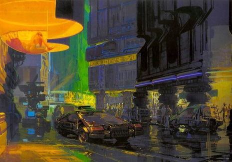 Visual Futurist: Step inside the sci-fi world created by 'Blade Runner' visionary Syd Mead  Sydmeadneonasldkfjpa09ueflkjs_465_324_int