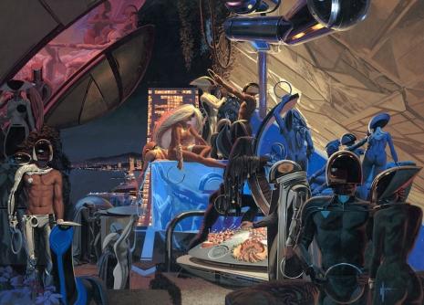 Visual Futurist: Step inside the sci-fi world created by 'Blade Runner' visionary Syd Mead  Sydmeadorgyasdp908uaeflkjasldkjf_465_334_int