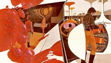 Visual Futurist: Step inside the sci-fi world created by 'Blade Runner' visionary Syd Mead  Sydmeatorangered0auweflkjasdlkjf_465_264_int