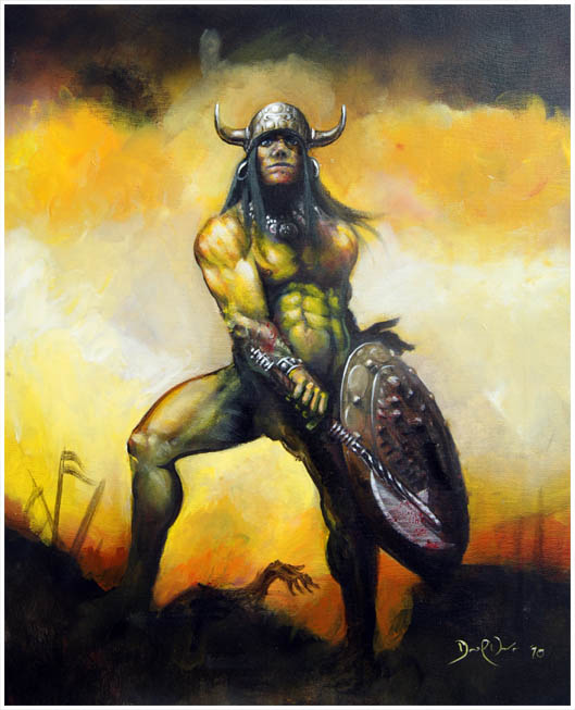 FAN ART Conan-el-barbaro4